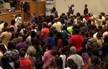 Healing begins in Baton Rouge after Alton Sterling shooting