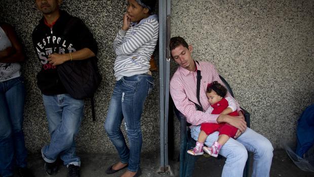 Venezuela: A life waiting in line