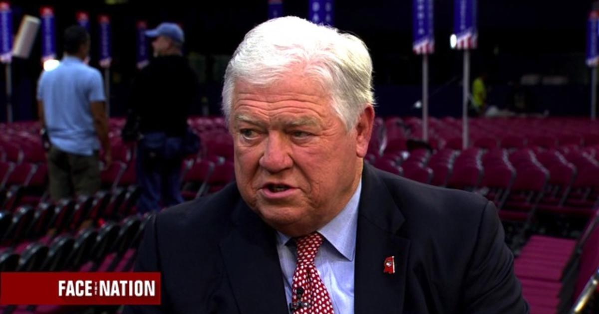 Haley Barbour defends Republicans skipping GOP convention