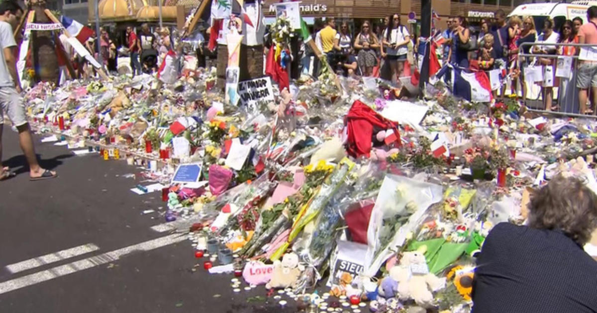 Frances days of mourning for Nice victims