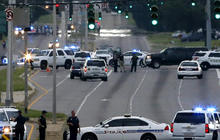 """What is fueling """"lone wolf"""" attacks against police officers?"""