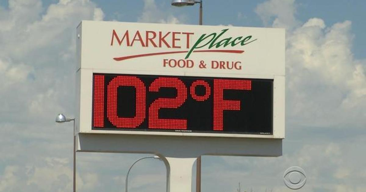 Unprecedented heatwave blanketing the U.S.