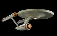 Evolution of the Starship Enterprise