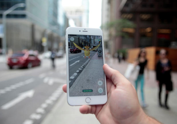 Terrible things happening to Pokemon Go players