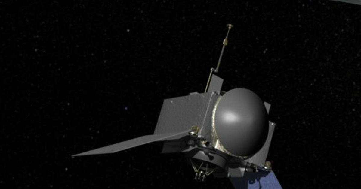 NASA probe will fly to an asteroid, bring back a sample - CBS News