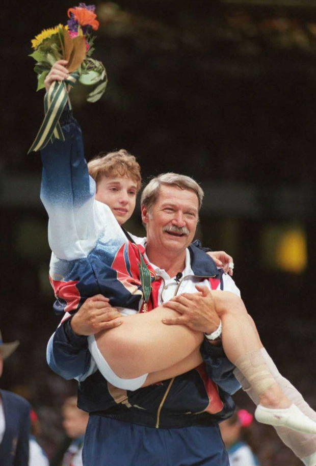 Bela, Martha Karolyi named in sex-abuse lawsuit against ...