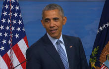 Obama defends Iran cash payout, addresses ISIS threat