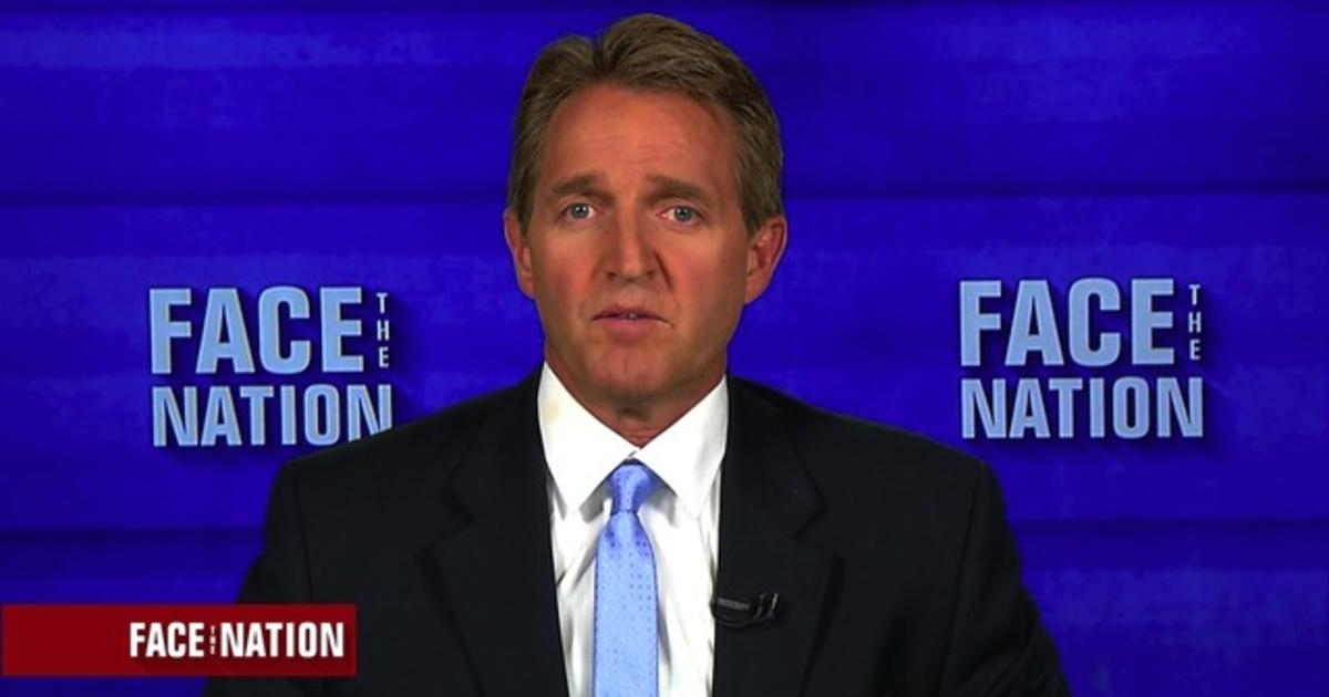 Sen. Jeff Flake: Trump has to change to win the election
