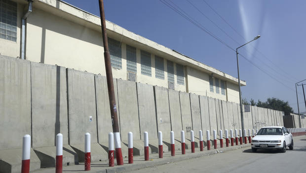 Australian and American kidnapped in Kabul
