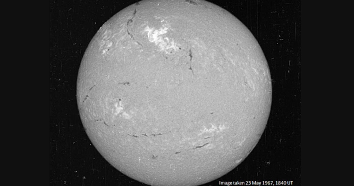 solar storm current status - photo #21