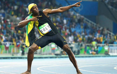 5 surprising facts about Usain Bolt