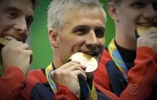 Ryan Lochte issues apology for Rio robbery story