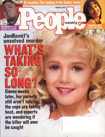 JonBenet Ramsey: The unsolved murder that haunts America