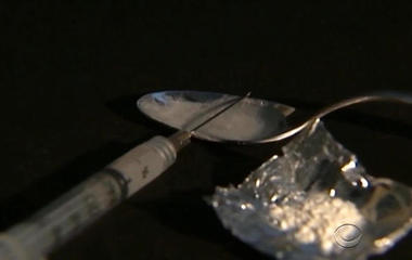 Elephant tranquilizer blamed for recent wave of heroin overdoses