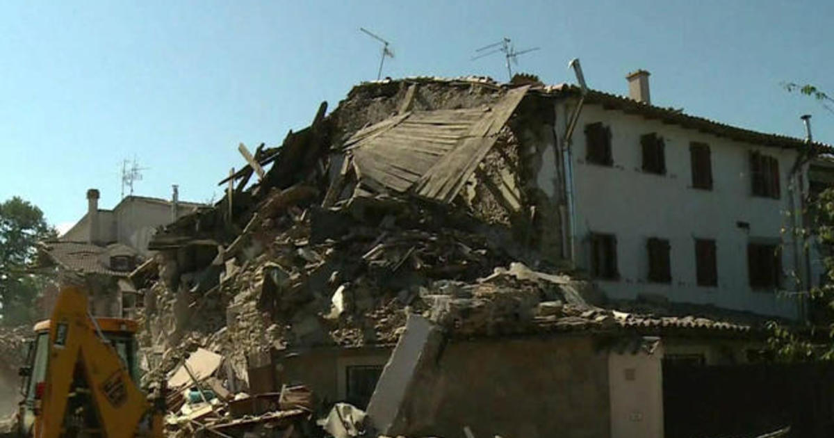 Search for survivors in Italy earthquake continues amid new aftershocks