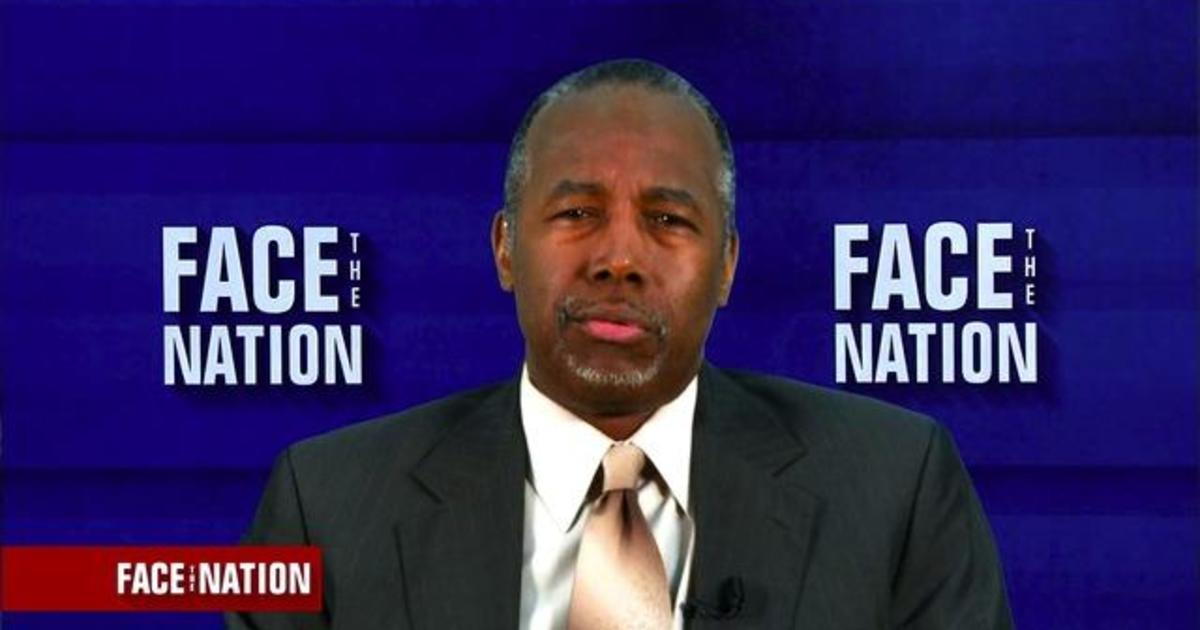 Dr. Ben Carson: Trump late to the game on minority outreach