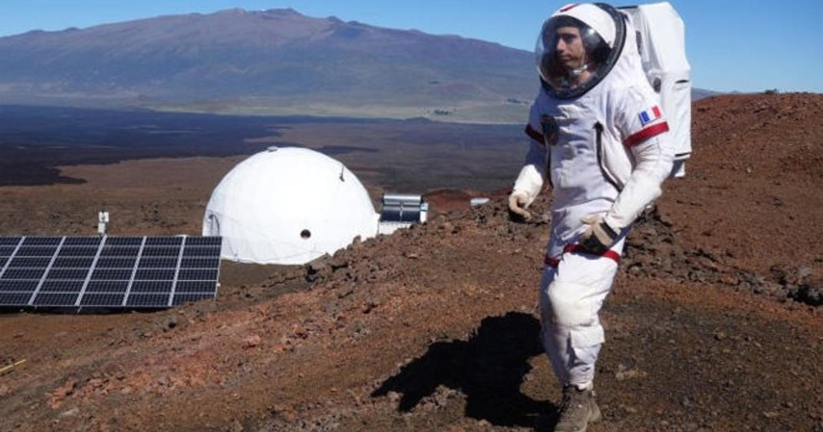 """Could """"hibernation"""" ease astronauts' travel to Mars? - CBS ..."""