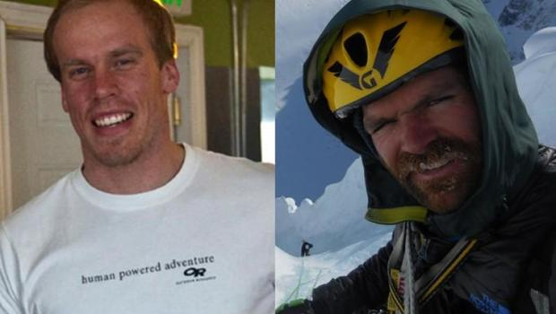 Search for Missing Utah Climbers Called Off