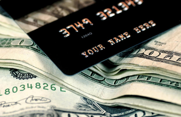 how to get cash off your credit card