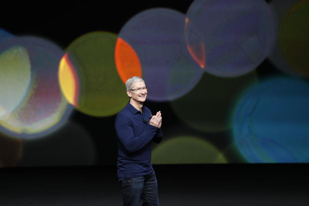 Apple unveils new products