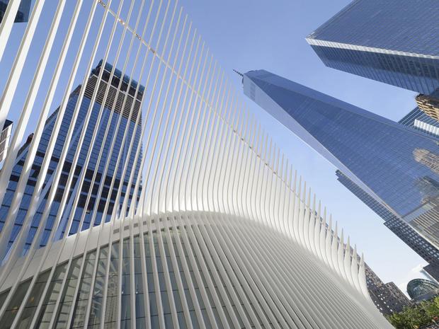 Oculus: The new World Trade Center Transportation Hub