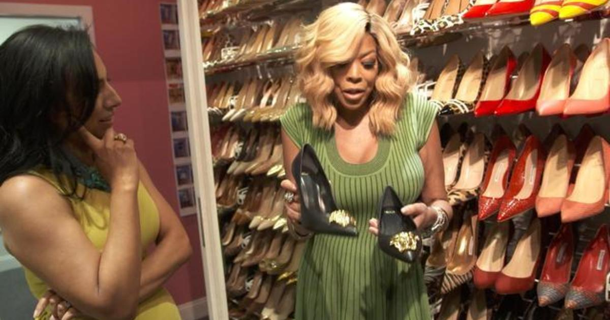 Wendy Williams Shoe Collection Videos Cbs News