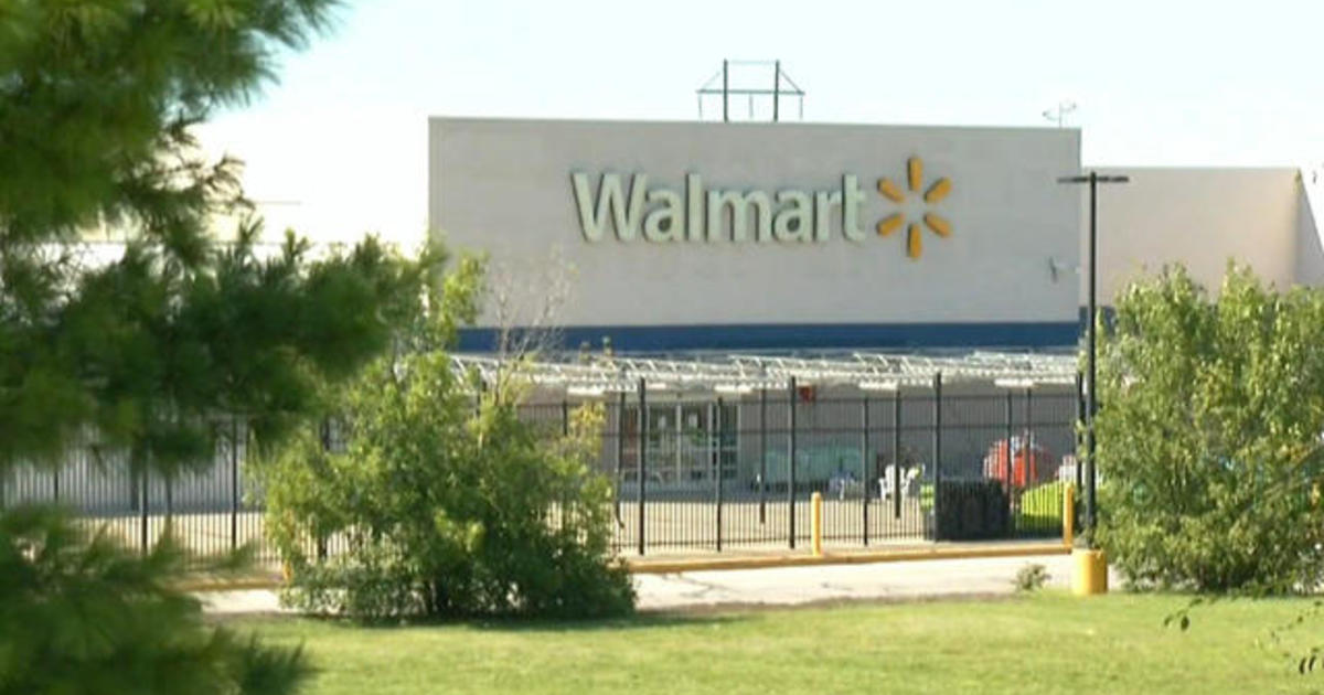 Deadly Shooting At Walmart In Kansas Videos Cbs News
