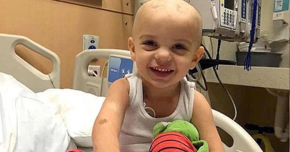 Двеипол годишниот Антонио боледува од леукемија, потребна му е нашата помош
