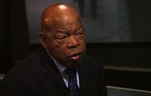 """Rep. John Lewis weighs in on Trump and the """"birther"""" movement"""