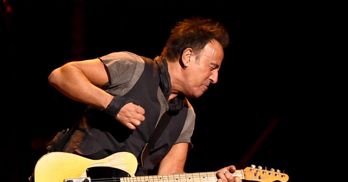 Bruce Springsteen cover band drops out of Inauguration