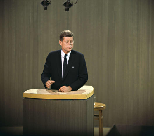 """Kennedy and Nixon: The """"Great Debates"""" of 1960"""