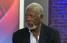 "Morgan Freeman on directing ""Madam Secretary,"" the 2016 race and more"