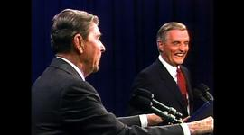 Dickerson's debate history: Reagan zings Mondale in 1984