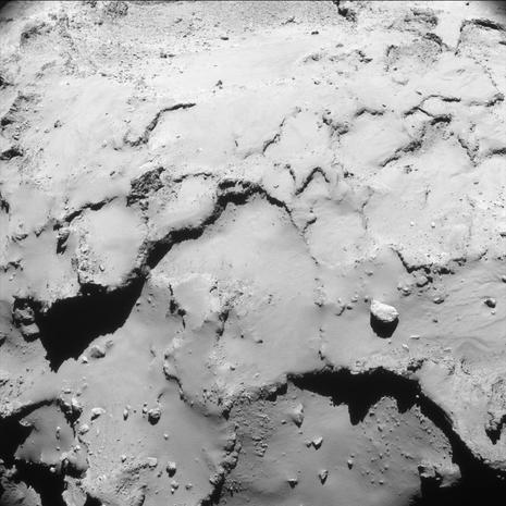 Rosetta's historic 12-year mission