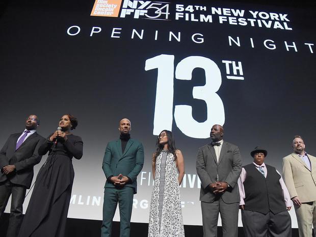 2016 New York Film Festival