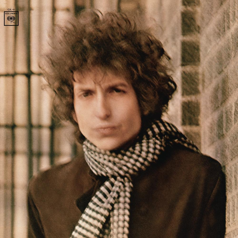 Bob Dylan's career through his album covers