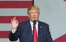 Trump goes on offense amid sexual assault allegations