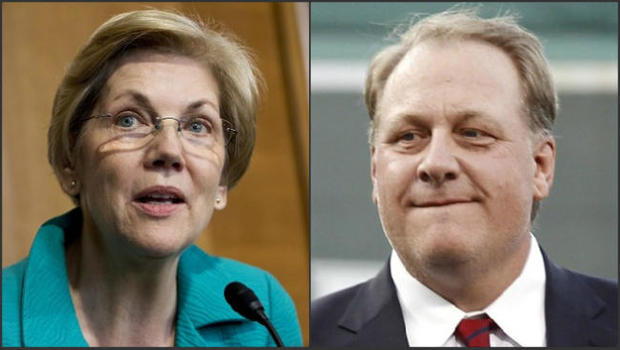 Curt Schilling says he'll challenge Elizabeth Warren for her Senate seat