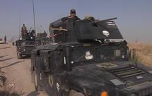 Push to Mosul slowed to a crawl by homemade bombs