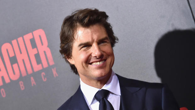 Tom Cruise breaks his ankle on the set of 'Mission Impossible 6'