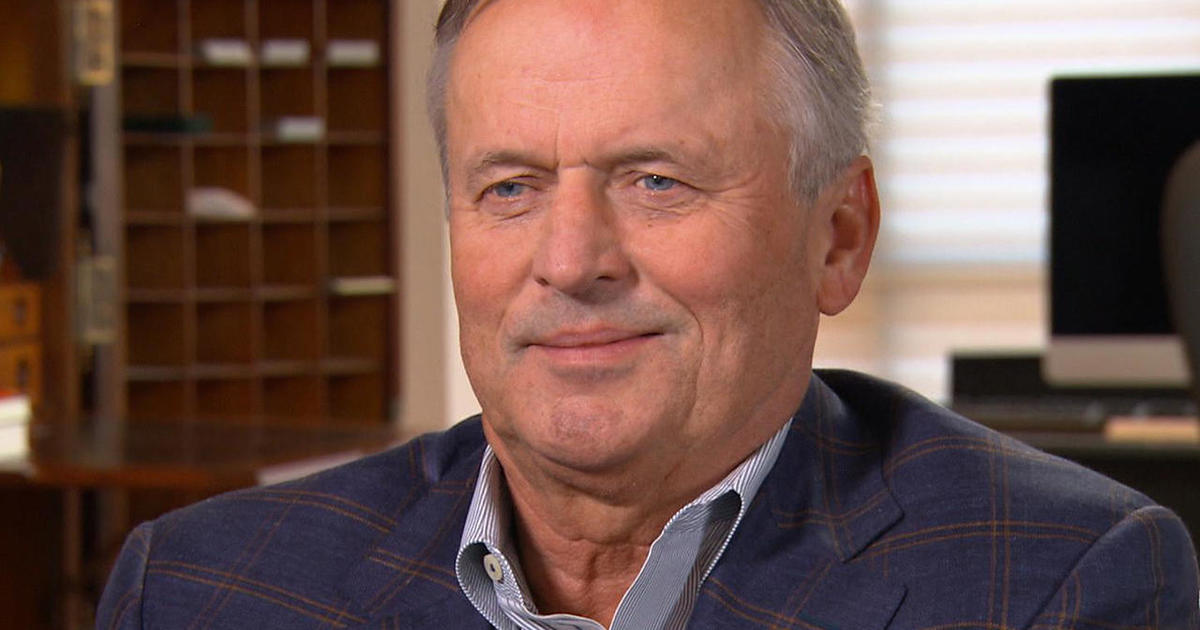 John Grisham Looking For A Place To Hide Cbs News