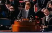 President John F. Kennedy's Inaugural Address