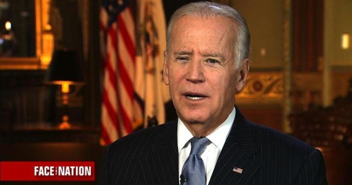 joe biden discusses his decision not to run in 2016 and