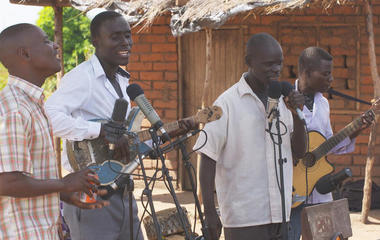 The Malawi Mouse Boys