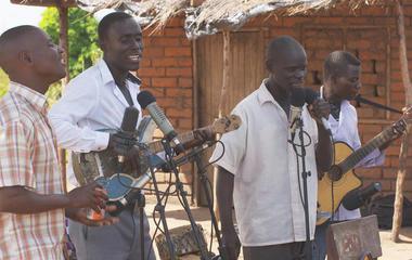 The Malawi Mouse Boys