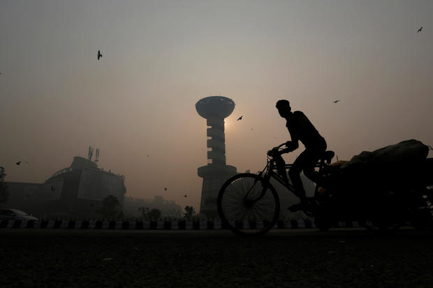 Unicef calls for action on air pollution