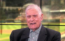 Last living member of Cleveland's 1948 World Series team on CBSN
