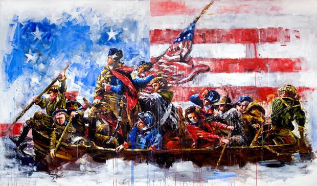The very American art of Steve Penley