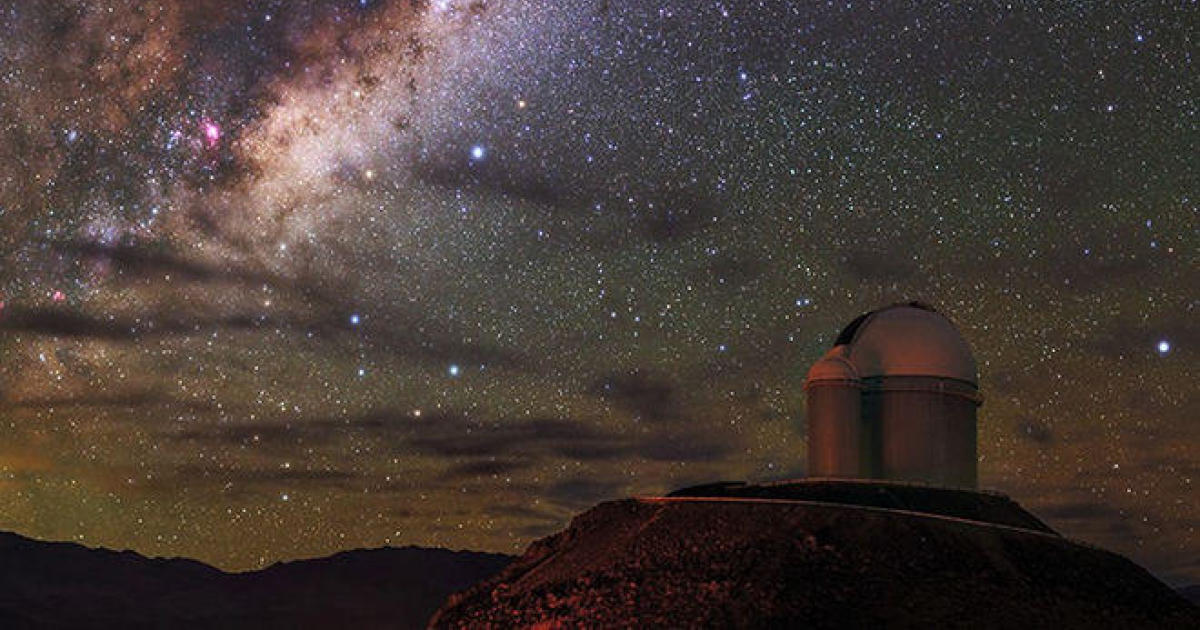 How the Milky Way got its name - CBS News