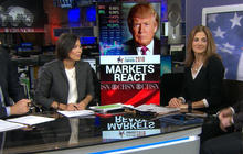 How Trump victory impacted the stock markets